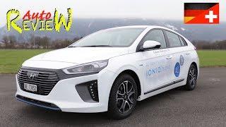 2017 Hyundai Ioniq Hybrid Launch | AutoReview | Schweiz | Episode 67 [DE]