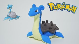 Making Lapras Water/Ice Pokémon in Clay
