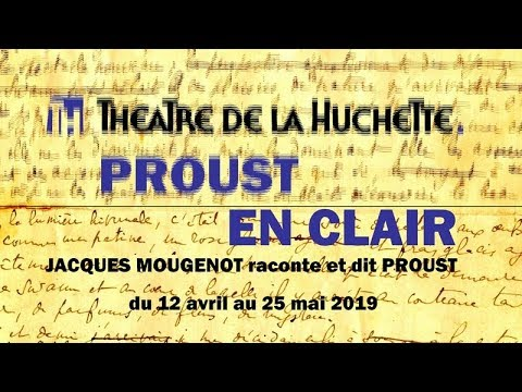 Proust en clair (bande annonce)