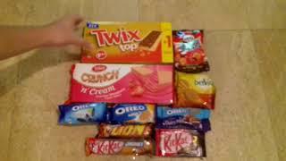 Пробуем разные вкусняшки в ОАЭ. Часть 2.