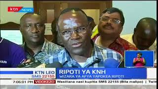 Cleopa Mailu ameahidi kwamba ripoti kuhusu madai ya ubakaji katika hospitali ya Kenyatta itatolewa