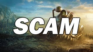 Bethesda SCAMMED People With Fallout 76