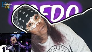 Fredo | Tiffany Calver Freestyle | Reaction