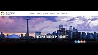 Курсы английского языка в Канаде (Торонто, Ванкувер) The Language Gallery