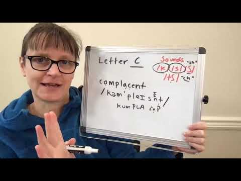 Free American Accent Training: How to Pronounce Letter C in English