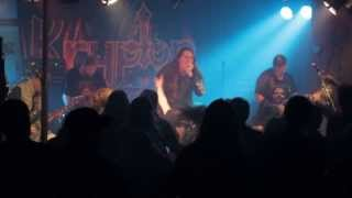 21.12.13 - KRYPTON (CZ) živě - Sepultura (Motörhead cover) - Org