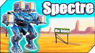 СОБРАЛ Spectre БЕСПЛАТНО - Игра War Robots spectre