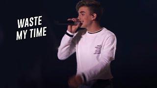 Johnny Orlando   Waste My Time (Live At WEDay Atlantic)
