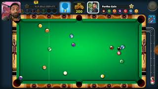 How to play 8 ball pool for beginners episode 1. First live video