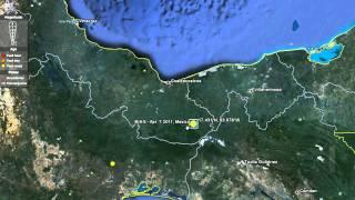 Veracruz Mexico Earthquake 6 5 Update