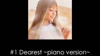 ayumi hamasaki - Progress ~piano version~ & more...