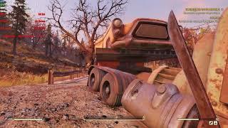 Test Fallout76 ,1440p,RTX 2070+I74770 Ultra Settings