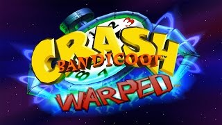 Crash Bandicoot: Warped ::: First 30 Minutes ::: Gameplay ::: PlayStation (PS1)