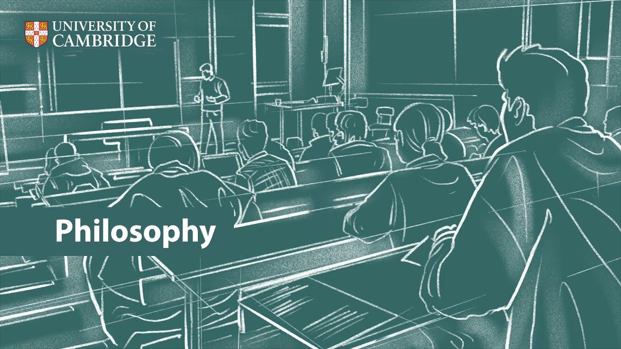 Philosophy at Cambridge