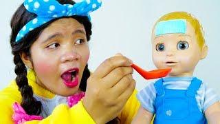 Sick Song 3 - Children Songs & Nursery Rhymes