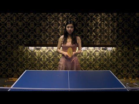 Violin, Percussion … and Ping-Pong? | NYT