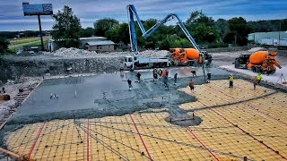 Construction Begins!!!