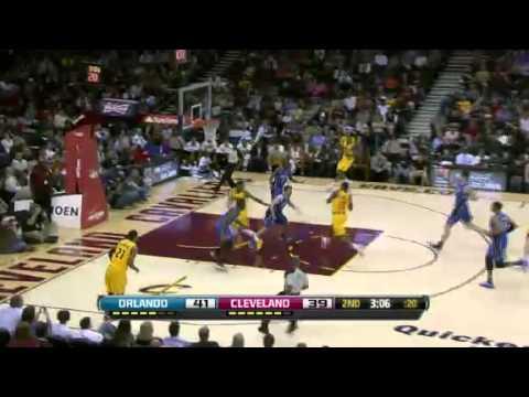 Cleveland Cavaliers vs Orlando Magic Full Game Recap 07.04.13 NBA Highlights 2013