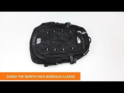Zaino The North Face Borealis Classic Video Recensione