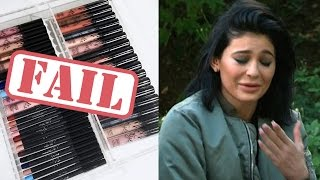 WTF Kylie Jenners Lip Kit Gets SLAMMED With 'F' Rating