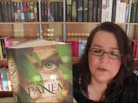 Die Tribute von Panem - Suzanne Collins [Buchtipp]