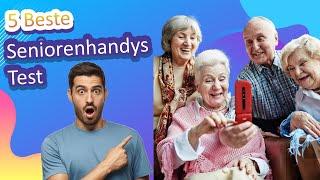 5 Beste Seniorenhandys Test 2021