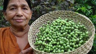 Village Foods ❤ Yummy Turkey Berry Coconut Recipe By My Mom In My Village