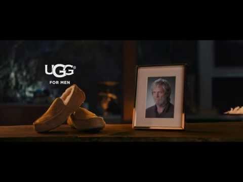 UGG for Men Commercial