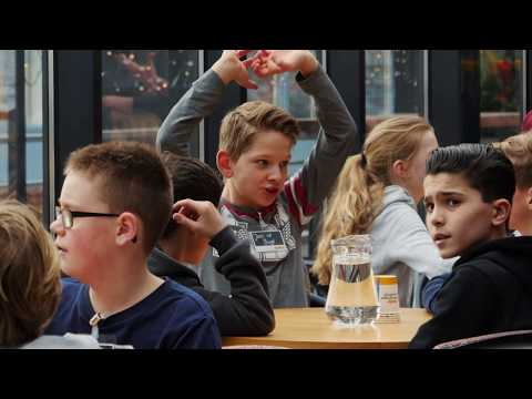 Jumbo's Raad van Kinderen stelt Koningsontbijt samen