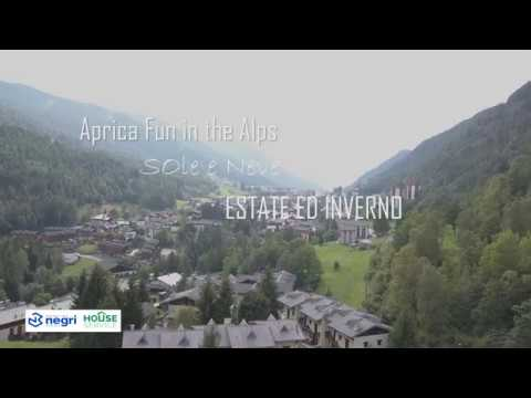 Video - Aprica mansarda trilocale in vendita Chalet il borgo