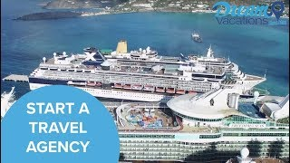 Dream Vacations Training & Events: Start Your Own Travel Agency Franchise