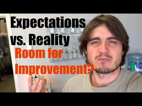 Expectations vs. Reality - Growing Event Rental Business