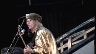 Joe Walsh  Tower city mall Cleveland OH  10-27-92  Confessor, Indian summer.mpg