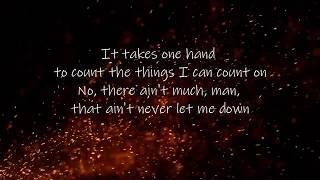 Luke Combs Beer Never Broke My Heart Official Lyric Video