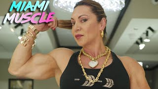 Men Ask Me How Can They Get Arms Like Mine | MIAMI MUSCLE