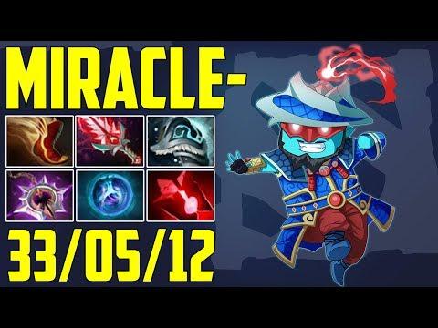 Miracle- Storm Spirit [Mid] | New Imba Item Nullifier | Dota 2 Ranked Match Gameplay