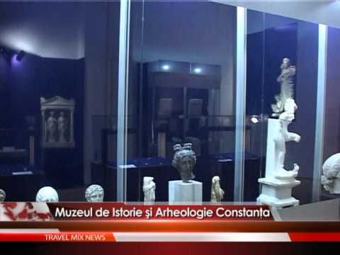 Muzeul de istorie şi arheologie Constanţa – VIDEO