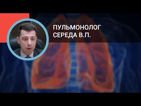 Пульмонолог Середа В.П.: Бронхиальная астма как гетерогенное заболевание