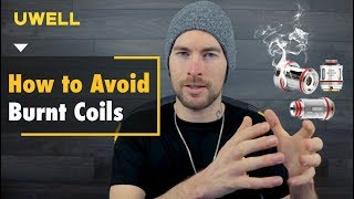 How To Avoid Burnt Vape Coils - Top 5 Tips - Jay Explains