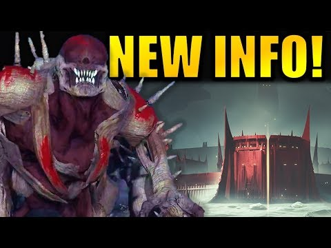Destiny 2: NEW SHADOWKEEP INFO! - Finishing Moves! - Crazy Mods!