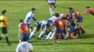 preview picture of video 'Hommage à Fe'ao Latu (17/01/2009 Périgueux)'