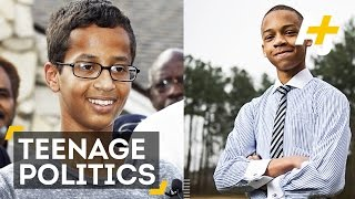 13-Year-Old CJ Pearson Not Happy Ahmed Mohamed Was Invited To The White House