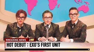 HOT DEBUT : EXO