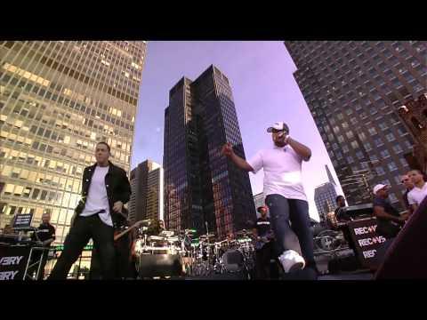 Eminem - Not Afraid Live (HD)