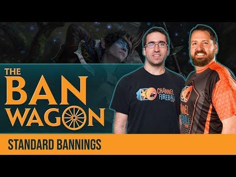 Standard Bannings | The Ban Wagon