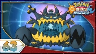 Guzzlord  - (Pokémon) - Pokémon Sun And Moon - Part 63 | Ultra Beast Guzzlord Catch! [NEW Nintendo 3DS 100% Walkthrough]