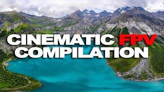 Cinematic Switzerland - FPV drone compilation