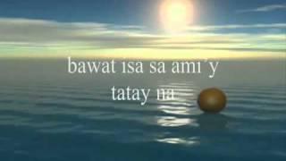 Saan Na Nga Ba'ng Barkada Ngayon - APO (Lyrics)