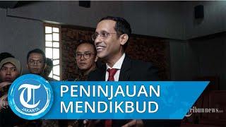 Peninjauan SDN Gentong Pasuruan oleh Mendikbud Nadiem Makarim
