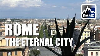 preview picture of video 'Rom Italien - Alle Sehenswürdigkeiten der Ewigen Stadt (Rome Eternal City)'
